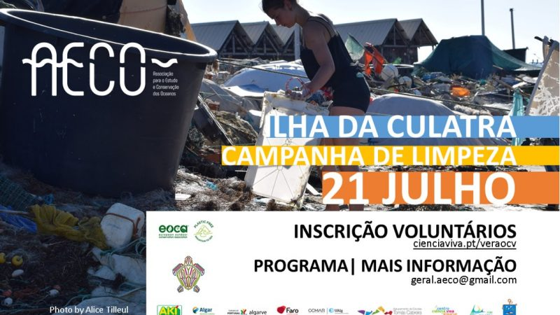 Plastic Free Ria Formosa foi um sucesso