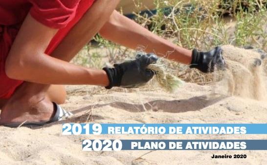 Relatório de atividades 2019 e Plano de atividades 2020 disponíveis