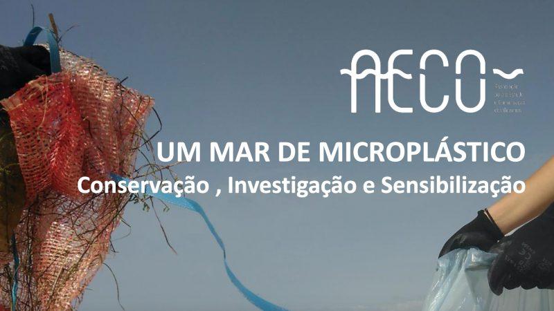 Um mar de microplástico